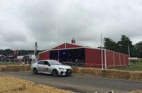 Big Red Barn @ Carfest North Bolesworth Cheshire 2016