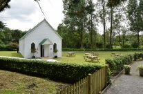 Little White Chapel at a private function