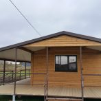 Big Red Barn's Newest product Modular Home/Home Studio