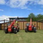 Big Red Barn at The Royal Highland Show Edinburgh