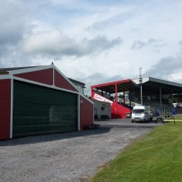 Big Red Barn Roscommon Racecourse 2015
