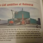 Big Red Barn makes headlines on the Farmers Journal