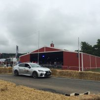 Big Red Barn @ Carfest North Bolesworth Cheshire 2016