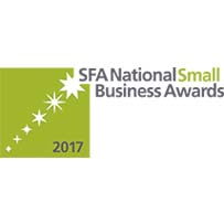 Big Red Barn Finalist in SFA National Small Business Awards 2017