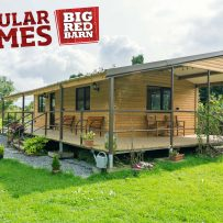 Big Red Barn Modular Home